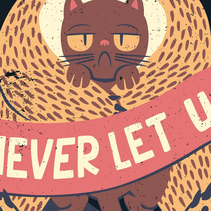 Ill Never Let You Go Bear Love Cat Leggings
