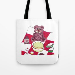 Teddy bear's picnic Tote Bag