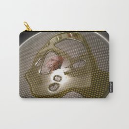 Olive Oil's Face Carry-All Pouch