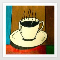 Java... Art Print