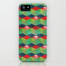 Cubism Art iPhone Case
