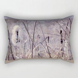 criss-cross Rectangular Pillow