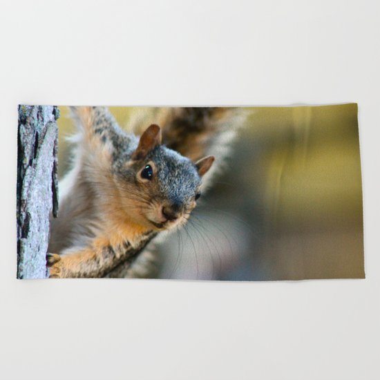 Too Cute! Beach Towel