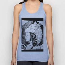 The Chamanas Unisex Tank Top