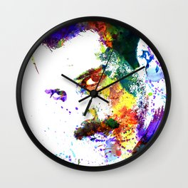 Freddy Mercury Wall Clock