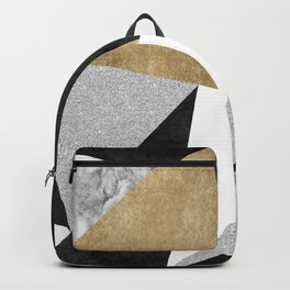 Triangles Are Never Boring Backpack