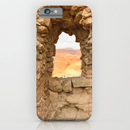 Judean Desert iPhone Case