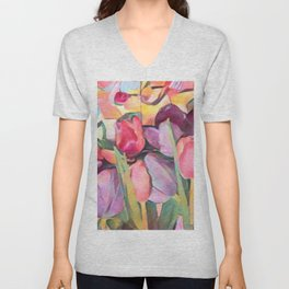 Spring Eternal Hope Unisex V-Neck