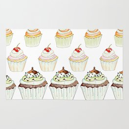 Have a Cupcake! Rug