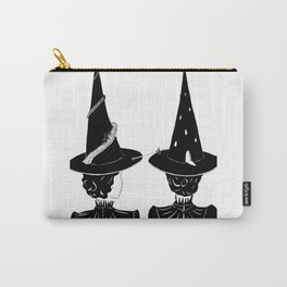 Two Witches Carry-All Pouch