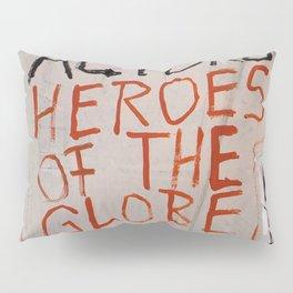 The Globe Kiss Pillow Sham