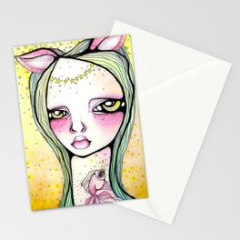 The Mischief of Olive Stationery Cards