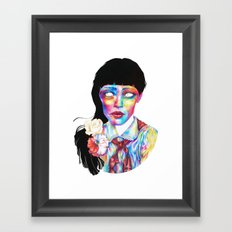Ludmila Framed Art Print
