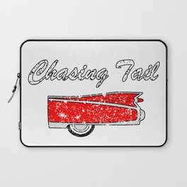 chasing tail classic car Laptop Sleeve