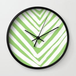 FOR THE LOVE OF MARK MAKING 01 Wall Clock