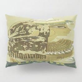 Vintage poster - Luxor, Egypt Pillow Sham