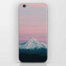Mount Hood III iPhone Skin