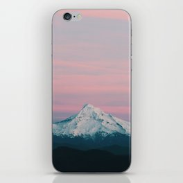Mount Hood III iPhone Skin