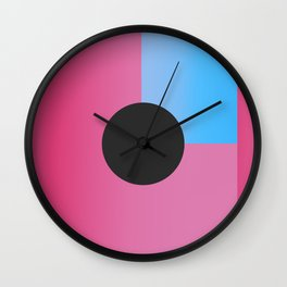 Morgon i Japan (morning) Wall Clock