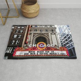 The Chicago Theatre Rug