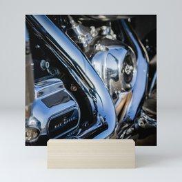 Six Speed Mini Art Print