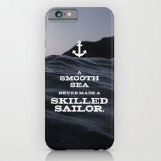 Skilled Sailor iPhone 6s Slim Case