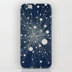 Connected Stars iPhone & iPod Skin