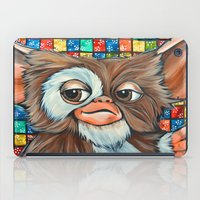 gizmo iPad Cases featuring Gizmo  by Portraits on the Periphery