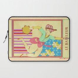Tarot Card-The Juggler-Le Bateleur Laptop Sleeve