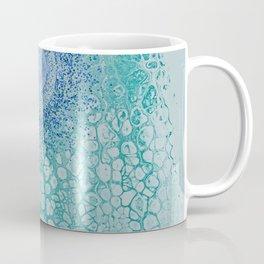 Tropical River And Sun - Lavender Mint Coffee Mug