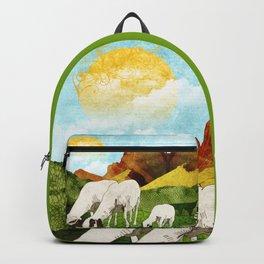 Mountain goats1 Backpack