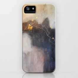 Let It Hold Your Hand iPhone Case