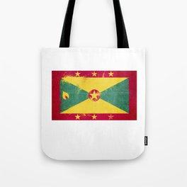 Grenada Flag design | Grenadian Grenadan design Tote Bag
