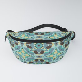 Just Beachy Seamless Pattern Fanny Pack