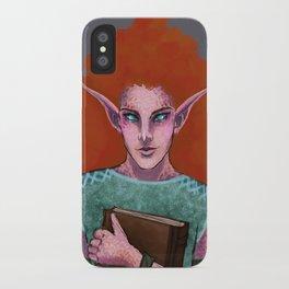 Artagan the Arch-Fey iPhone Case