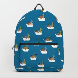 Everybody wants to be the pirate Backpack