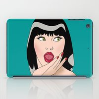 dc comics iPad Cases featuring comics  by mark ashkenazi