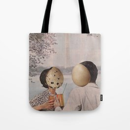 the greatest story Tote Bag