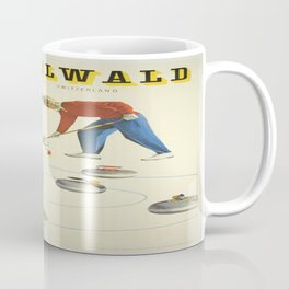 Vintage poster - Grindelwald Coffee Mug