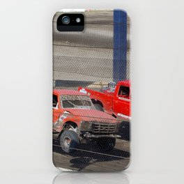 So you like to play golf on Weekends?  That's NICE. iPhone Case