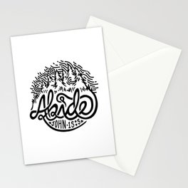 Abide Stationery Cards