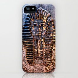 Tut-anchu-Aton iPhone Case