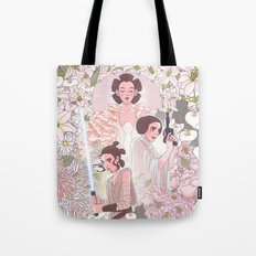 Ladies of the Light Side Tote Bag