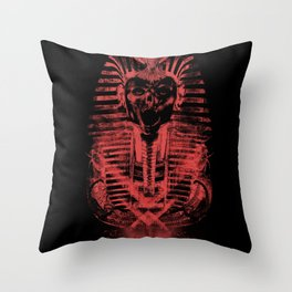 Rise of the Pharaoh Throw Pillow