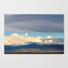 New Winds Canvas Print