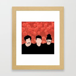 LANY Framed Art Print