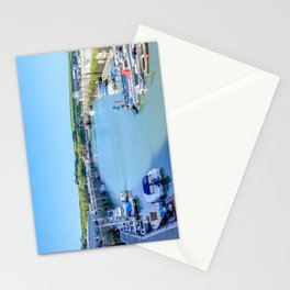 Padstow - Boat Pound (Full View) Stationery Cards