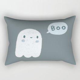 Scary Ghost Rectangular Pillow
