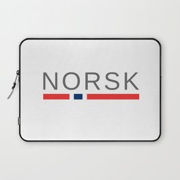 Norsk Norway Laptop Sleeve