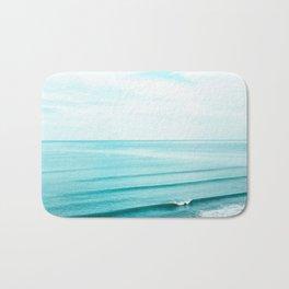 Minimal Beach Bath Mat